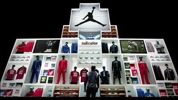 Champs Sports TV Spot For Wall of Game
