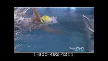 The Endless Pool TV Spot For The Perfect Swim - Thumbnail 7