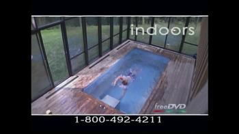 The Endless Pool TV Spot For The Perfect Swim - Thumbnail 9
