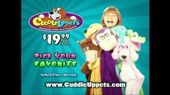 Cuddle Uppets TV Spot - Thumbnail 10
