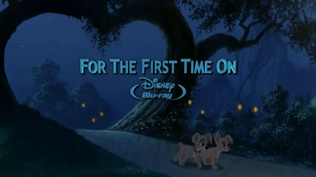 Lady and the Tramp Blu-ray TV Spot - Thumbnail 1