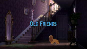 Lady and the Tramp Blu-ray TV Spot - Thumbnail 2
