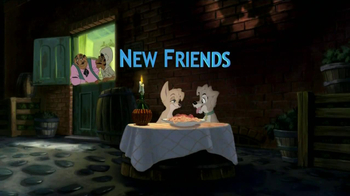 Lady and the Tramp Blu-ray TV Spot - Thumbnail 4