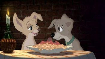 Lady and the Tramp Blu-ray TV Spot - Thumbnail 5