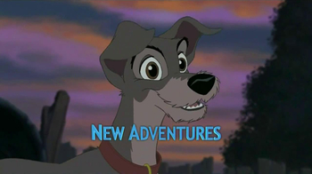 Lady and the Tramp Blu-ray TV Spot - Thumbnail 6