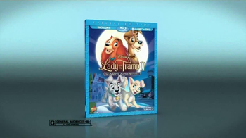 Lady and the Tramp Blu-ray TV Spot - Thumbnail 7