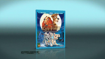 Lady and the Tramp Blu-ray TV Spot - Thumbnail 8