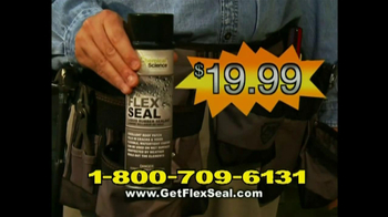 Flex Seal TV Spot, 'For The Toughest Leaks' - Thumbnail 9