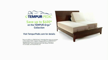 Tempur-Pedic TV Spot for Ask Me - Thumbnail 8