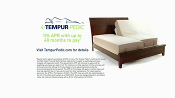 Tempur-Pedic TV Spot for Ask Me
