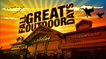 Cabela's TV Spot for Fall Great Outdoors - Thumbnail 3