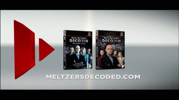 History Channel TV Spot for Meltzer's Decoded DVD