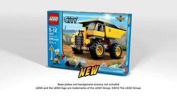 LEGO City Mining Truck TV Spot - Thumbnail 10