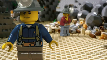 LEGO City Mining Truck TV Spot - Thumbnail 4