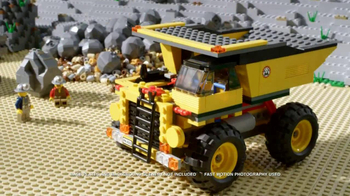 LEGO City Mining Truck TV Spot - Thumbnail 7