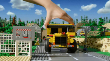 LEGO City Mining Truck TV Spot