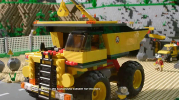 LEGO City Mining Truck TV Spot - Thumbnail 9