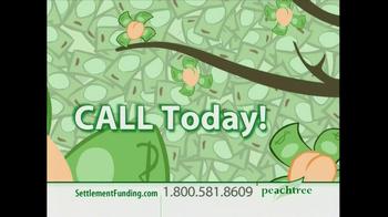 Peachtree Financial TV Spot for Settlement Funding - Thumbnail 7