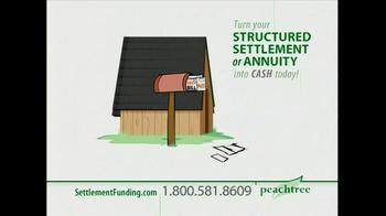 Peachtree Financial TV Spot for Settlement Funding - Thumbnail 9