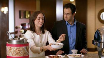 Hampton Inn & Suites TV Spot for Breakfast