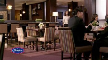 Hampton Inn & Suites TV Spot for Breakfast - Thumbnail 3