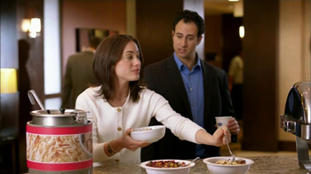 Hampton Inn & Suites TV Spot for Breakfast - Thumbnail 7