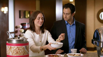 Hampton Inn & Suites TV Spot for Breakfast