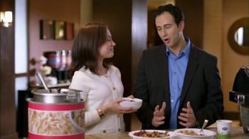 Hampton Inn & Suites TV Spot for Breakfast - Thumbnail 9