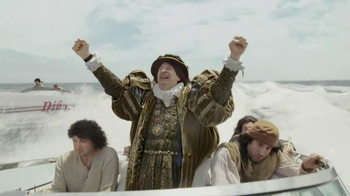 GEICO TV Spot, 'Christopher Columbus' - 667 commercial airings