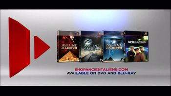 History Channel TV Spot for Ancient Aliens On DVD