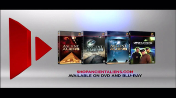 History Channel TV Spot for Ancient Aliens On DVD - Thumbnail 10