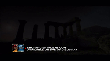 History Channel TV Spot for Ancient Aliens On DVD - Thumbnail 2