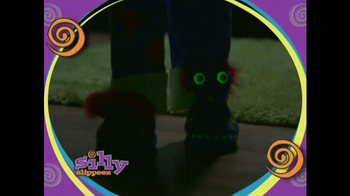 Silly Slippeez TV Spot for Slippers That Pop To Life - Thumbnail 4