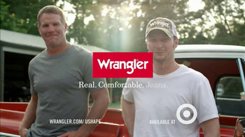 Wrangler TV Spot for U-Shape