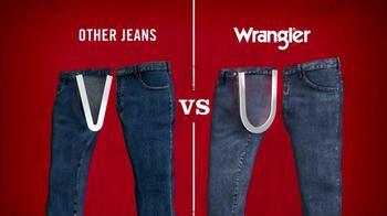 Wrangler TV Spot for U-Shape - Thumbnail 4