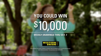Western Union TV Spot for What It Feels Like - Thumbnail 4