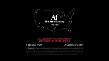 The Art Institutes TV Spot for Display Case Mannequins - Thumbnail 10