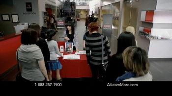 The Art Institutes TV Spot for Display Case Mannequins - Thumbnail 4