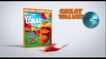 The Lorax Blu-ray Combo Pack TV Spot