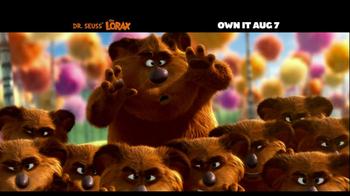The Lorax Blu-ray Combo Pack TV Spot - Thumbnail 10