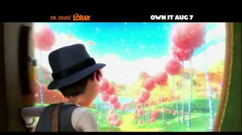 The Lorax Blu-ray Combo Pack TV Spot - Thumbnail 2