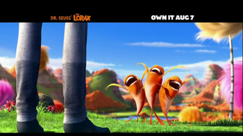 The Lorax Blu-ray Combo Pack TV Spot - Thumbnail 3