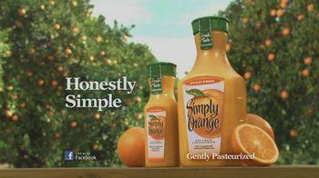 Simply Orange TV Spot For Simply Orange
