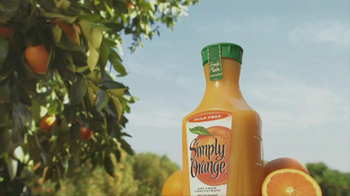 Simply Orange TV Spot For Simply Orange - Thumbnail 1