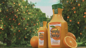 Simply Orange TV Spot For Simply Orange - Thumbnail 9