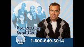 Listen Up America TV Spot, 'Health Insurance Helpline'