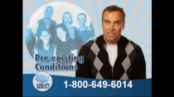 Listen Up America TV Spot, 'Health Insurance Helpline'