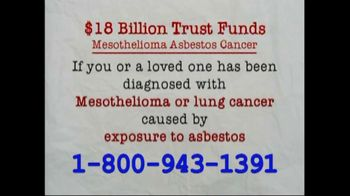 AkinMears TV Spot,  \'Mesothelioma or Lung Cancer\'
