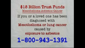 AkinMears TV Spot,  'Mesothelioma or Lung Cancer'
