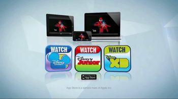 Comcast TV Spot For Disney On Xfinity - Thumbnail 8